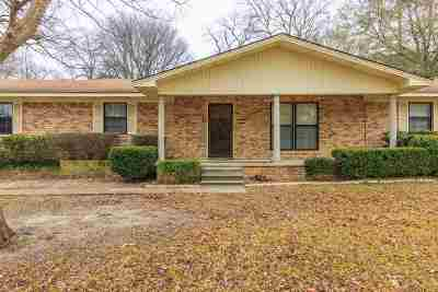 Gladewater TX Single Family Home For Sale: $200,000