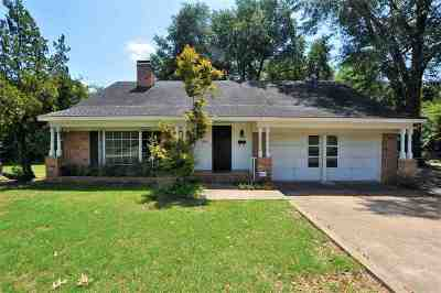 Henderson Single Family Home For Sale: 500 College Ave.