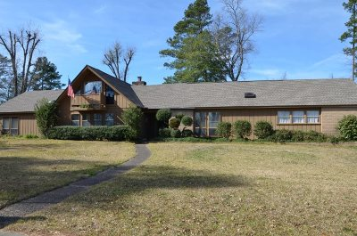 Longview Single Family Home For Sale: 1225 Sam Page Rd.