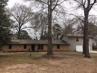 Gladewater TX Single Family Home For Sale: $269,900
