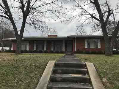 Henderson Single Family Home For Sale: 624 N Marshall