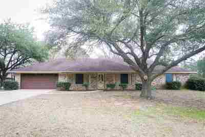Gladewater TX Single Family Home Active, Option Period: $135,000
