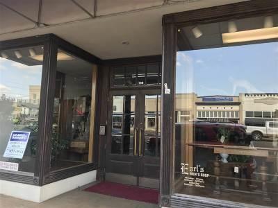 Henderson Commercial For Sale: 116 E Main St