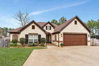 Longview Single Family Home For Sale: 1207 Marigold Lane