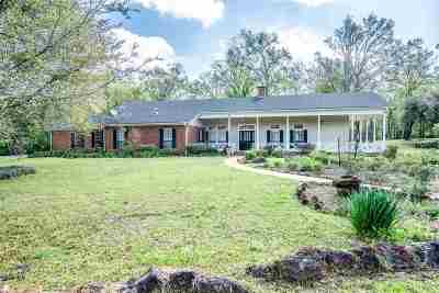 Panola County Single Family Home For Sale: 880 County Road 103