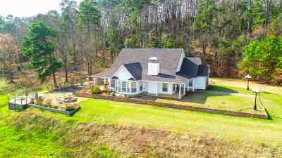 Gilmer Single Family Home For Sale: 1047 N Live Oak Rd