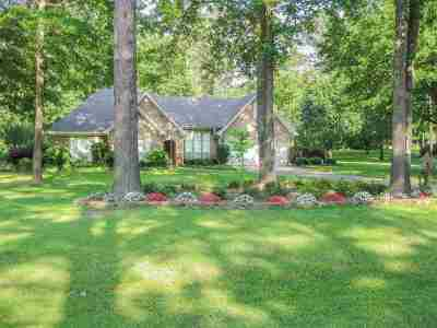 Hallsville Single Family Home Active, Option Period: 504 Trailridge Circle