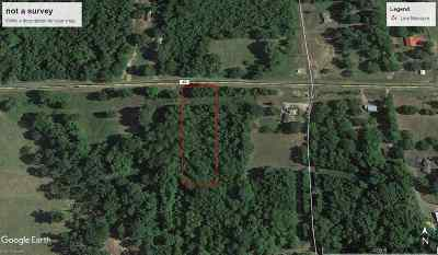 Gilmer TX Residential Lots & Land For Sale: $8,000