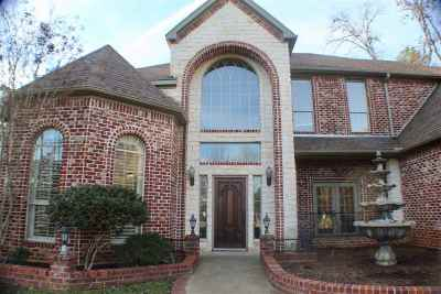 Hallsville Single Family Home For Sale: 265 Timberlake Ranch Road