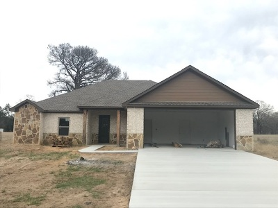 Gilmer Single Family Home Active, Option Period: 160 Private Road 1150