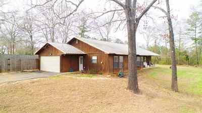 Kilgore Single Family Home Active, Cont Upon Loan Ap: 232 Treeline