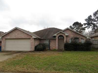 Kilgore Single Family Home Active, Cont Upon Loan Ap: 1602 Emily Lane