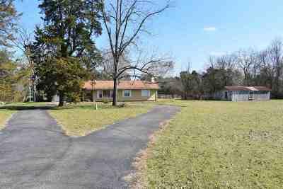 Ore City Single Family Home For Sale: 7134 Verbena