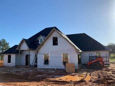 Longview Single Family Home For Sale: 2819 Fairway Oaks Ln