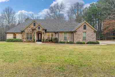 Longview Single Family Home Active, Option Period: 167 Woodmark Dr