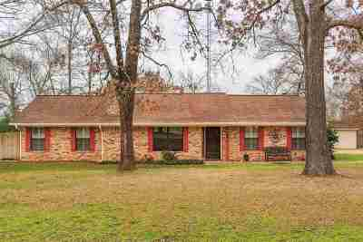 Kilgore Single Family Home For Sale: 317 Timberline Rd.