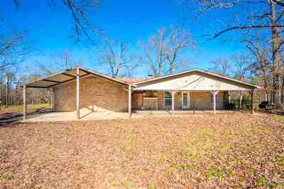 Kilgore Single Family Home For Sale: 296 Donna Rd.