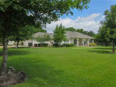 Hallsville Single Family Home For Sale: 589 Butler Rd