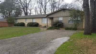 Longview TX Single Family Home Active, Option Period: $139,500