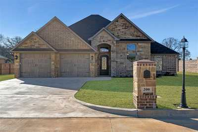 Hallsville Single Family Home For Sale: 200 Lafoy