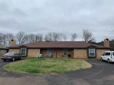 Longview TX Multi Family Home For Sale: $129,900