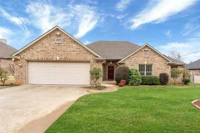Longview TX Single Family Home For Sale: $249,400