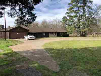Gilmer Single Family Home For Sale: 423 Old Coffeeville Rd.