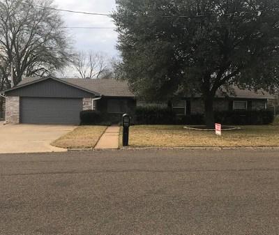 Longview TX Single Family Home For Sale: $184,900