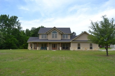 Panola County Single Family Home For Sale: 3530 Fm 10