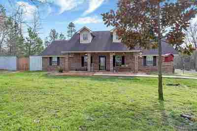 Gladewater TX Single Family Home Active, Cont Upon Loan Ap: $299,900