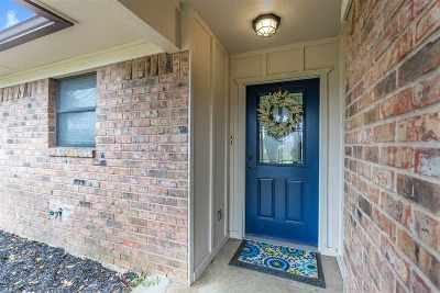 Kilgore Single Family Home Active, Option Period: 100 Oakwood Dr