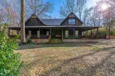 Hallsville Single Family Home For Sale: 2733 Noonday Rd.