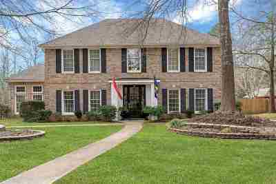 Longview Single Family Home For Sale: 214 Hunters Circle