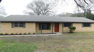 White Oak Single Family Home For Sale: 802 Orchid