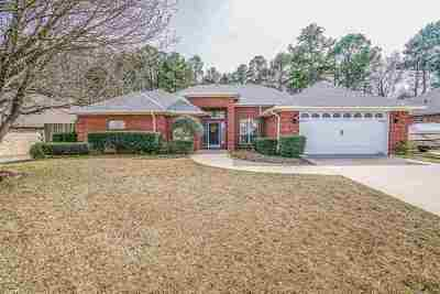 Longview Single Family Home For Sale: 1414 Walter St