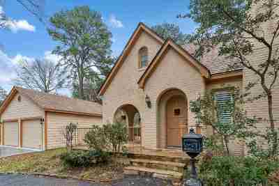 Longview Single Family Home For Sale: 1723 Lakeshore Dr