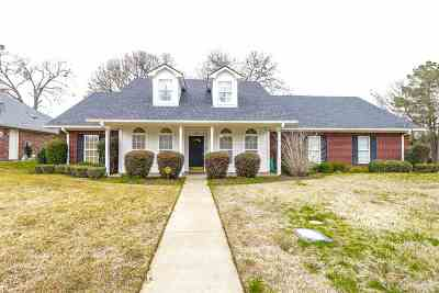 Single Family Home For Sale: 3103 Rouncival Dr