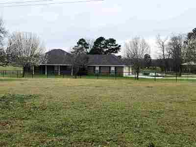 Gilmer Single Family Home Active, Option Period: 5860 Fm 726 S W/Side