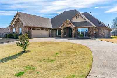 Longview Single Family Home For Sale: 195 Ashbriar