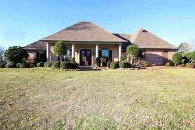 Marshall Single Family Home For Sale: 956 Julius Davis Lane