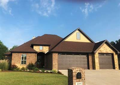 Hallsville Single Family Home For Sale: 109 Germantown Circle