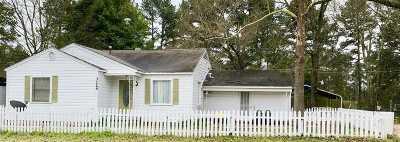 Longview Multi Family Home For Sale: 3124 Gum Springs Rd