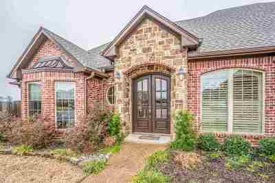Hallsville Single Family Home For Sale: 102 New Braunfels