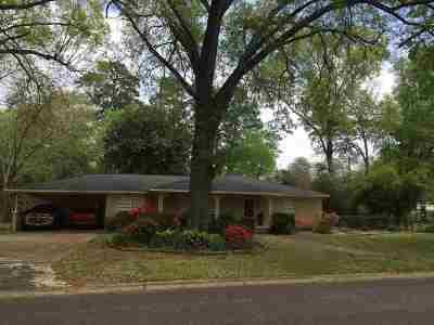 Kilgore Single Family Home For Sale: 104 Horseshoe Dr.