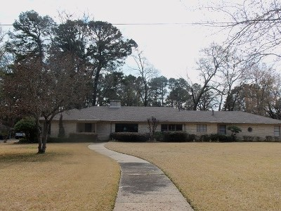 Kilgore Single Family Home For Sale: 600 Woodlawn Street