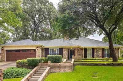 Longview Single Family Home Active, Option Period: 1212 Marigold Ln