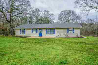 Gilmer Single Family Home For Sale: 5236 Condor Rd