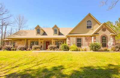 Gilmer Single Family Home For Sale: 2986 Bobwhite Rd