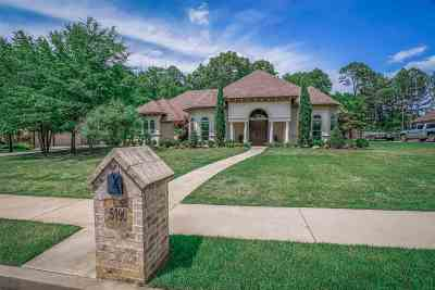 Longview Single Family Home For Sale: 5190 Northcrest Chase