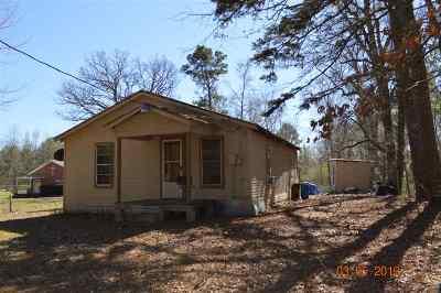 Kilgore Single Family Home For Sale: 6402 Fm 1249